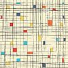 Zelle abstrakte nahtlose Muster