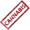 Cannabis Stempel