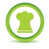Grün Chef hustet icon