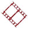 Red Grunge-Film-Logo