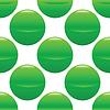 Grüne Kugel Muster