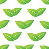 Textur mit Blätter-Schmetterglinge