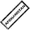 Afghanistan Stempel | Stock Vektrografik
