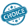CHOICE Rundstempel