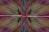 Abstrakten Hintergrund mit braun | Stock Illustration