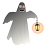 Geister Halloween | Stock Vektrografik