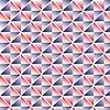 Векторный клипарт: Бесшовные геометрические плитки фон