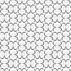 Векторный клипарт: абстрактные линии фон бесшовные модели