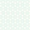 Векторный клипарт: бесшовные модели линии с волнистыми, цветочный фон
