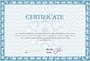 ID 4905549 | Certyfikat szablonu i dyplomy | Klipart wektorowy | KLIPARTO