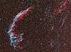 NGC6992 Veil Nebula Eastern Part | Stock Foto