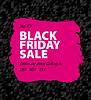 Black friday großen Verkauf