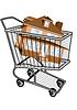 Kauf von neuen Haus | Stock Vektrografik