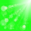 Векторный клипарт: зеленый цветочный фон