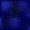 Векторный клипарт: Синий фон зимы снег