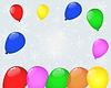 Векторный клипарт: фон для дизайна с яркими мрамора воздуха