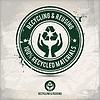 Векторный клипарт: переработки и повторного использования