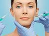 ID 5159753 | Frau Gesicht und Hände Chirurg mit Spritzen | Foto mit hoher Auflösung | CLIPARTO