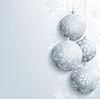 Festliche Weihnachten und Neujahr Karte mit Weihnachten