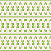Abstrakte nahtlose Muster der Wellen Wickelbänder | Stock Vektrografik