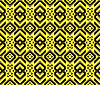 Abstract seamless geometrische Muster in modernem Stil | Stock Vektrografik