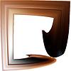 Abstrakcyjne tła brąz czekoladowy | Stock Vector Graphics