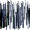 Abstrakt szerokie pociągnięcia niebieski i czarny | Stock Vector Graphics