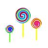Kula abstrakcyjna kolorowe kostki dekoracyjne | Stock Vector Graphics