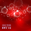 Abstrakten Hintergrund mit Leuchteffekt Bokeh | Stock Vektrografik