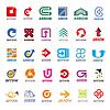 Векторный клипарт: Самая большая коллекция логотипов стрелки