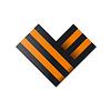 logo St George Band in Form von Herzen
