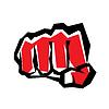 Faust stilisierte Symbol, Revolution Konzept