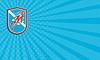 ID 4786624 | Business card Scuba Diver Diving Going Up Shield | Stockowa ilustracja wysokiej rozdzielczości | KLIPARTO