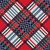 Tartan nahtlose Diagonale Textur