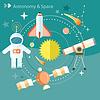 Raumfahrt und Astronomie
