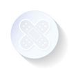 Zespół cienkie linie pomocy ikony | Stock Vector Graphics