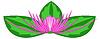 Abstract flower | Stock Vektrografik