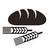 Brot- und Weizenohren