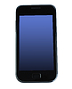 Black phone | Stock Foto