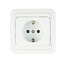 Electric outlet | Stock Foto