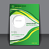 Koncepcja tła dla broszury | Stock Vector Graphics