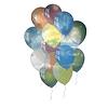 Balon w tle | Stock Illustration