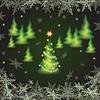 Векторный клипарт: Рождество ели