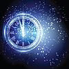 Векторный клипарт: Старые часы