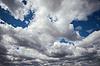 Niesamowite chmury na niebie | Stock Foto