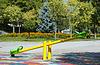 Schönen grünen Park | Stock Foto