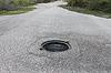 Street hole  | Stock Foto