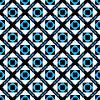 Геометрия мило бесшовные модели | Векторный клипарт