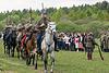 ID 4622387 | Kavallerie Soldaten reiten auf Pferden mit nackten Schwertern | Foto mit hoher Auflösung | CLIPARTO