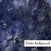 blau Aquarell Hintergrund für Ihr Design